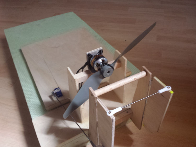 forum re baubericht voll styrodur airboat mit impeller antrieb 4. Black Bedroom Furniture Sets. Home Design Ideas